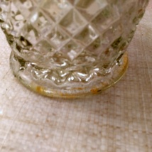 """5 Anchor Hocking Wexford """"On the Rocks"""" old fashioned glasses and Pitcher image 8"""