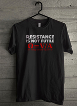 Resistance Is Not Futile - Custom Men's T-Shirt (4971) - $19.13+