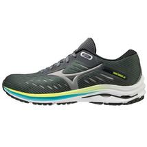 Mizuno Wave Rider 24 Wide Women's Running Shoes Walking Outdoor Olive J1GD200616 - $93.51