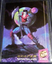 1994 Fleer Ultra Reaper Super Villains X-Men Non-Sports Card 92 - $3.00