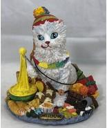 Fat Cats Switzerland International Islandia Figurine 1998 Resin 1210 FC02F - $25.73