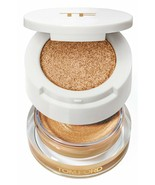 TOM FORD Cream and Powder Eye Color Eye Shadow Medium Gold SUN WORSHIP 0... - $44.50