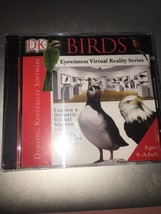 DK Eyewitness Virtual Reality: Birds CD 95/98/ME/2000/XP - $5.71