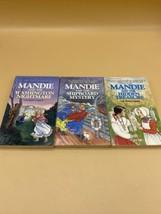 Mandie book lot of three paperbacks - books #9 #12 #14 Lois Gladys Leppard - $7.43