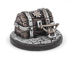 28mm Deus Vult: (Accessories) Treasure Chest