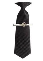 Electric Lightning F.6 Pewter Emblem on Tie Clip slide Jewellery Bar Sui... - $13.24