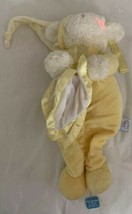 BABY GUND - Paisley Collection Lamb /Blanket Yellow Plush WIND UP Musica... - $16.82