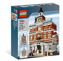 LEGO Creator 10224 Town Hall Discontinued by manufacturer - $797.18