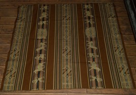 Dark brown earth tapestry decor - $55.00