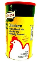 Knorr Chicken Flavored Broth Mix 35.2 oz - $24.50