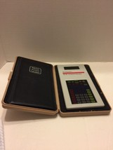 The Educator TI-15 Overhead Calculator With Sleeve And Case Stokes Publi... - $6.79