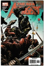 New Avengers #13 NM+ 2006 Marvel Comics Ronin cover Bendis Spider-Man Finch Art - £3.16 GBP