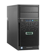 HPE ProLiant ML30 G9 4U Tower Server - 1 x Xeon E3-1220 v6 - 8 GB RAM HD... - $933.31