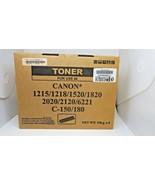 Canon Compatible NPG-1 Black Toner 1372A006AA  NP1215 1218 1520 NPG 1 - $3.95