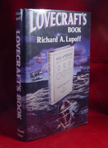 Lovecraft's Book - Richard A. Lupoff signed - $132.30