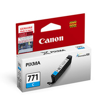 Canon PIXMA Ink Tank (for TS8070/TS6070/MG7770/MG6870/MG5770), Cyan, CLI... - $28.50