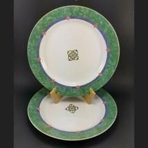 """Pfaltzgraff Dinner Plates Amalfi Mediterranean Dinnerware 12.25"""" - $59.85"""