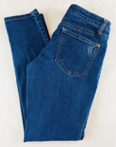 Jessica Simpson Women's Jeans Size 27 Forever Low Rise Slim Skinny Stretch  - £10.33 GBP