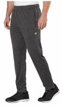Champion Authentic Men's Athletic Apparel Training Pants, Granite , Size L - $17.95