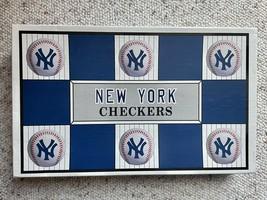 New York Yankees vs. New York Mets Helmet Checker Set - $15.00