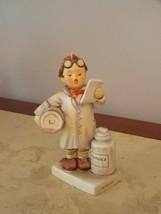 """""""The Little Pharmacist"""" #322 Goebel Hummel Figurine TMK6 Collectible Xma... - $167.31"""