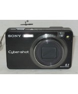 Sony Cyber-shot DSC-W150 8.1MP Digital Camera - Black - $35.06