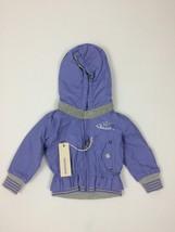 Diesel Kids' Girls' Jassitb Jacket Size 6 months Color Purple Retail 90 ... - $39.37