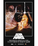 "Star Wars ""Star Wars"" Stand-Up Movie Display - Collectibles Sci-Fi Memor... - $15.99"