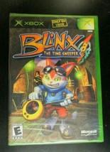 Blinx: The Time Sweeper (Microsoft Xbox, 2002) - $59.39