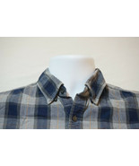 American Eagle Midweight Button-Front Shirt, Excellent, Men's Small 1010 - $12.24