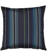 Pillow Decor - Sunbrella Stanton Lagoon 20x20 Outdoor Pillow - $39.95
