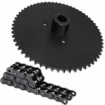 """Octopus Go Kart Live Axle Sprocket 60 Tooth Fits 40/41/420 Chain with 1""""... - $42.13"""