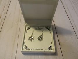 Z3 NOA ZUMAN ISRAEL 925 Sterling Silver Pearl/ Drop Dangle Earrings NEW - $29.69