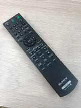 Sony RMT-D186A DVD Player Remote Control -Tested-                           (W3)