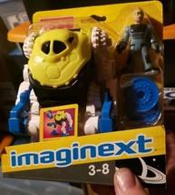 Imaginext Mech Suit Space Alien Atronauts exoskeleton  robot - $39.99
