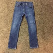 Boys Levi's 511 Skinny Jeans Sz 27x27 Gently Used  - $5.00