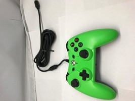 Wired Green Xbox One Controller - $19.97