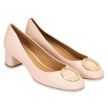 Tory Burch Caterina Pumps Sea Shell Pink 9M NEW - $205.90