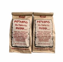 Adams Ultimate Rib Rubb Spicy BBQ Rib Sauce- 2 Packs - $16.82