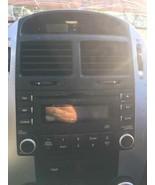 07-09 KIA SPECTRA STATION SW WAGON RADIO WITH CD PLAYER OEM - $58.05
