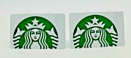 Starbucks Coffee 2015 Gift Card Siren Mermaid White Green Zero Balance S... - $12.02