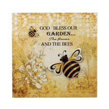 Bumble Bee 3-D Garden Wall Art 10017433 SMC Reduced From $29.95 To $19.9... - $19.75