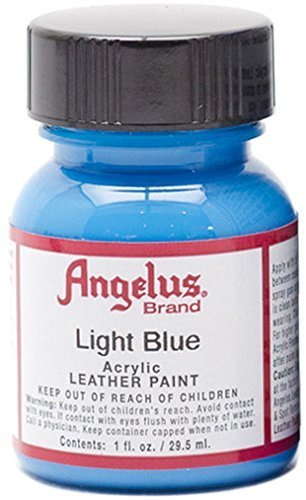 Angelus Acrylic Paints 1oz [001 - 047] Light Blue