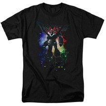 Voltron t-shirt retro 80's anime family TV series graphic tee DRM330 image 1