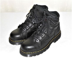 Dr. Martens Industrial Steel Toe Air Wair Safety Ankle Boot Men's  Euro ... - $99.00