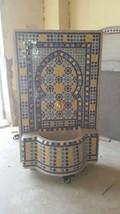 mosaic fountain .fountain length:100cm.fountain width:70cm.fountain trad... - $3,000.00