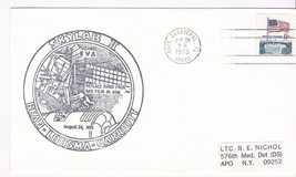 SECOND EVA SKYLAB II CAPE CANAVERAL, FLORIDA AUGUST 24, 1973 - $1.98