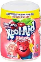 Kool Aid Cherry Limeade Drink Mix - $12.82