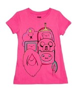 Adventure Time and Friends Short Sleeve girls t-shirt NWT Size XS 4-5 - $9.09