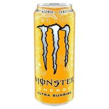 Monster Energy Ultra Sunrise 500ml - $4.40